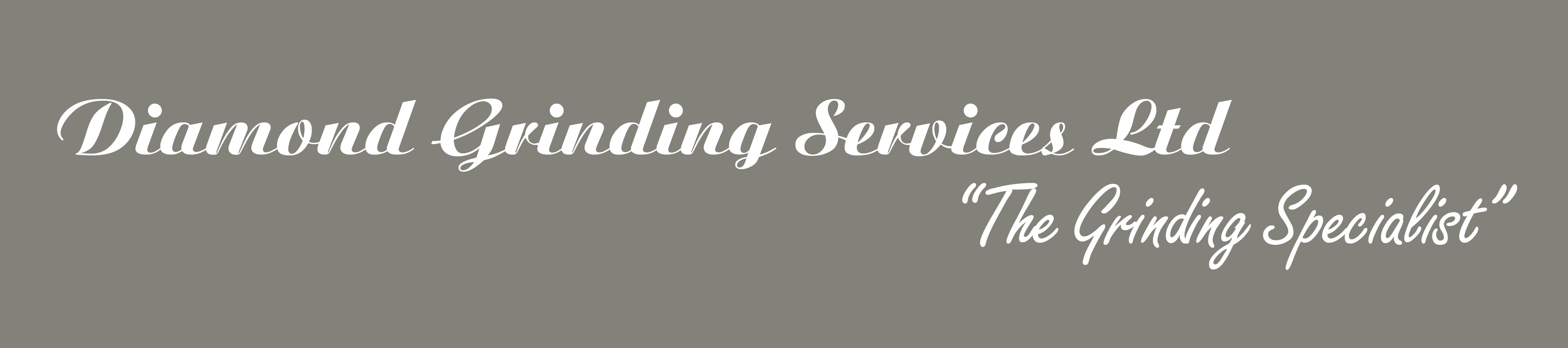 Diamond Grinding Services